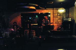 11月28日のBotton Clubのジャムセッション