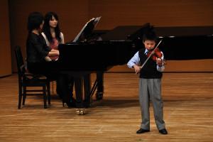ヴァイオリン独奏