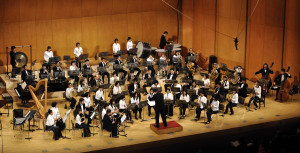 10月24日は江戸川ウインドオーケストラのコンサートに行く
