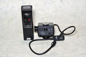 Nikon ML-1 と MC-25