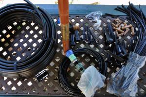 散水システムのセット