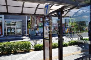 金町駅から水元公園循環バスに乗る
