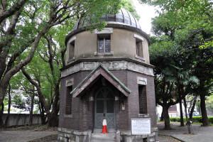 東京海洋大学第一観測台