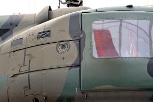 UH-1イロコイヘリコプタ