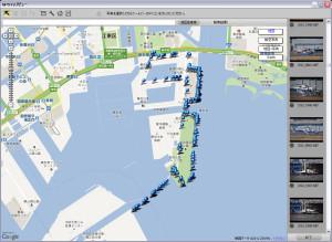 新木場から東京ゲートブリッジ