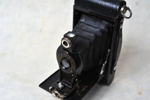 Kodak No. 2 Folding Autographic Brownie
