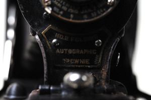 Kodak No. 2 Folding Autographic Brownie