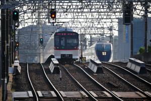 東京都交通局5300形と京成AE形