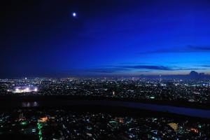 月富士スカイツリー その2
