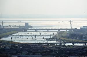 江戸川河口