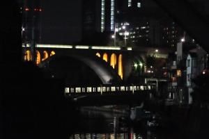 昌平橋から聖橋