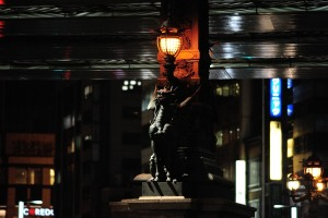 日本橋の麒麟