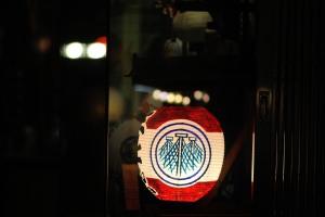 三社祭の提灯