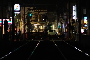 京成八幡駅