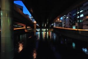 江戸橋から日本橋