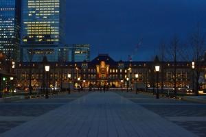 東京駅煉瓦駅舎