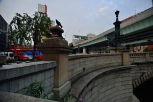 日本橋元標の広場