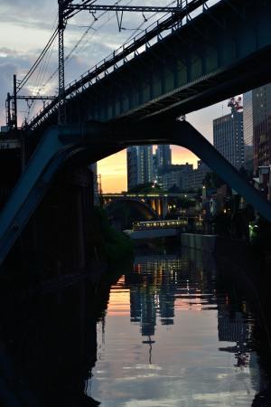 昌平橋から