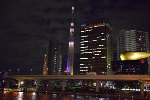 吾妻橋からTST