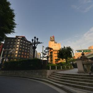 日本橋 元標の広場