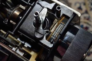 To repair a sewing machine