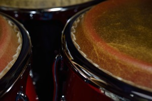 Congas sputtered