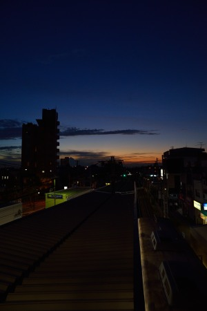 Keisei line Yahata Station