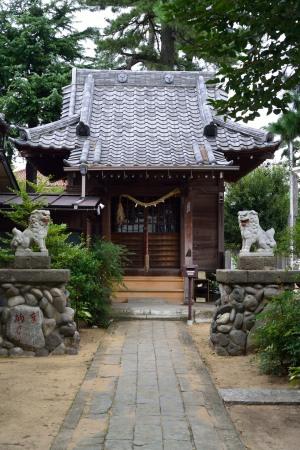 Shinden Koroku Shrine