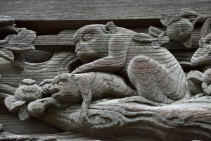 Taishakuten Nitenmon Gate