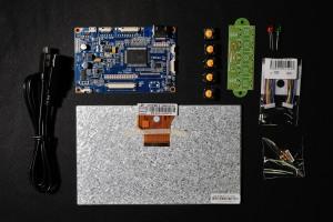 HDMI monitor set