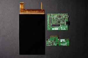 1920x1200 pixel LCD panel