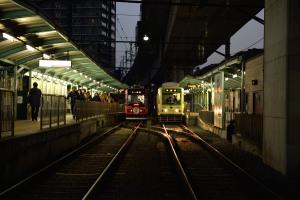 Oji-ekimae Station