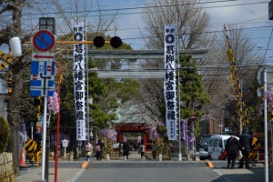 Katsushika Hachimangu Shrine