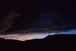 Nakagawa Evening landscape