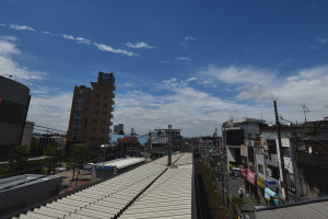 12:14 clear weather after a typhoon has passed