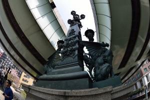 Nihonbashi Kirin Statue